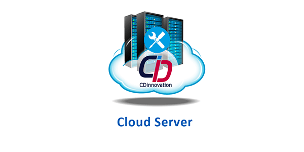 cd innovation, cloud server