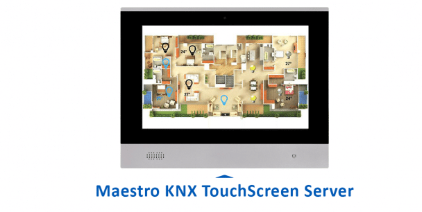 Maestro KNX TouchScreen Server